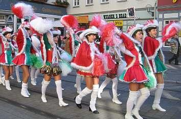 Quermania Thuringen Fasching 2019 Karneval Faschingsumzuge