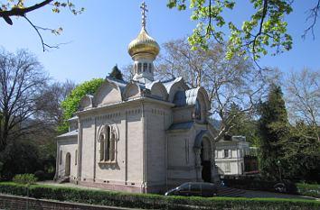 Orthodoxe Kirche Baden Baden