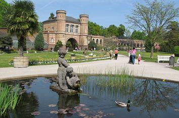 Incroyable Botanischer Garten Karlsruhe Mit Torhaus ...