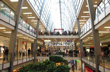 Quermania Ettlinger Tor Einkaufszentrum Karlsruhe