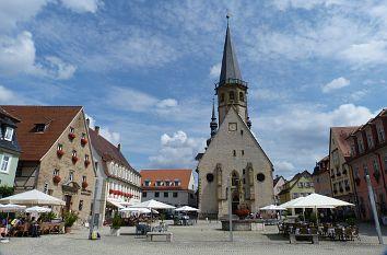 video quickie Weikersheim(Baden-Württemberg)