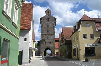 Quermania Stadtmauer N 246 Rdlingen