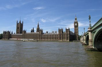 Westminster in London