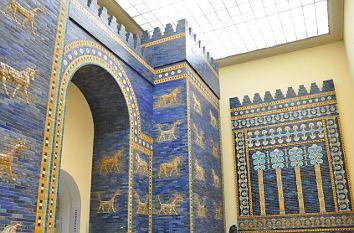 Quermania Pergamonmuseum Archaologisches Museum Antike Architektur Museumsinsel Berlin Museen Und Ausstellungen