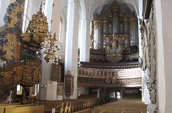 Quermania Luckau Sankt Nikolai Kirche Brandenburg