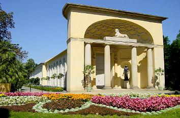 Quermania Brandenburg Potsdam Neuer Garten Marmorpalais