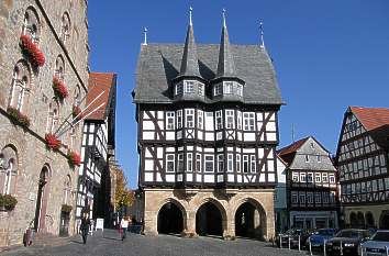 Quermania Hessen Fachwerkstadt Alsfeld Vogelsbergkreis