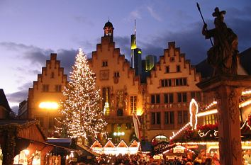 Frankfurter Weihnachtsmarkt.Quermania Franfurter Weihnachtsmarkt Frankfurt Am Main