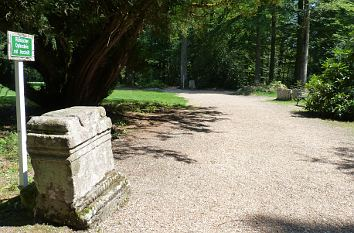 Quermania Hessen Michelstadt Englischer Garten Eulbach Wildpark Eulbacher Park Sehenswurdigkeiten Freizeittipps Und Ausflugsziele