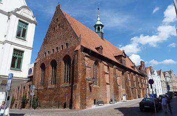 Heiligen Geist Kirche Wismar