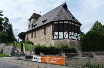 Quermania - St. Georgskirche - Bad Gandersheim