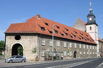 Quermania kommende des deutschen ordens und kirche st for Hotels in gottingen und umgebung
