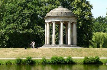 Quermania Herrenhäuser Gärten Georgengarten Hannover