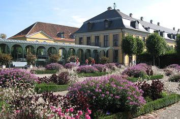 Quermania Herrenhäuser Gärten Barockgarten Und Gartenparadies In