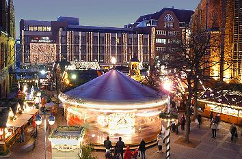 Hannover Weihnachtsmarkt.Quermania Historischer Weihnachtsmarkt In Hannover