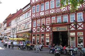 Quermania duderstadt hotel zur tanne in der for Hotels in gottingen und umgebung
