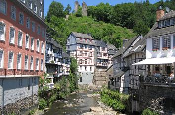 Rurtal in Monschau