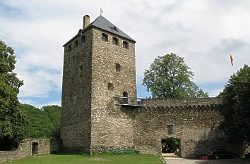 Quermania Burg Sayn