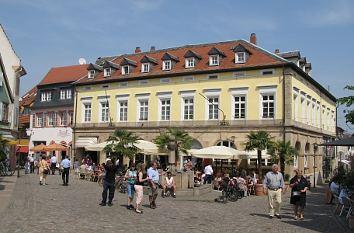 Quermania Bad Durkheim Romerplatz Rheinland Pfalz