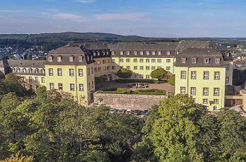 Quermania hachenburg schloss rheinland pfalz Burg hachenburg
