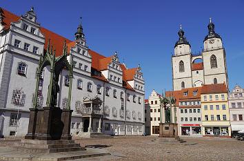 Markt De Wittenberg