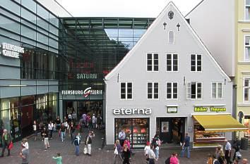 Quermania flensburg galerie schleswig holstein sehensw rdigkeiten urlaub und ausflug in - Architektur flensburg ...
