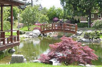 Quermania - Japanischer Garten in Bad Langensalza - Ausflüge in ...