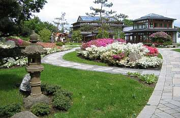 Quermania japanischer garten in bad langensalza for Japan garten pflanzen